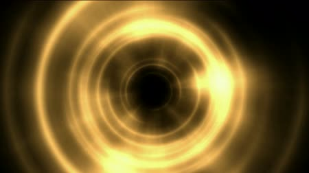 turbilhão : Paradise entrance,swirl golden tunnel hole and metal round and rays light,tech energy and stargate.