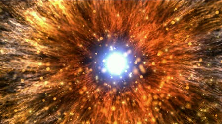 delikleri : galaxy and cluster explosion in space,flying through black hole tunnel,power energy release,spectacular science fiction scene.