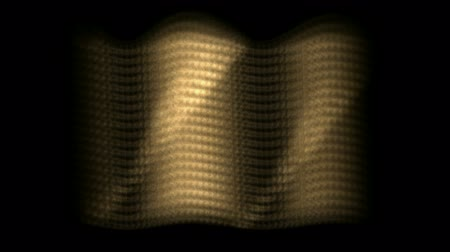 koncert : dazzling sunlight on golden metal plate,motion wave light. Dostupné videozáznamy