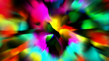 kropki : abstract dazzling rays light,flower petal and butterfly,art colorful ripple and stripes background