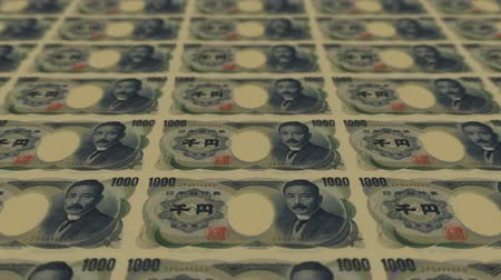 para kazanmak : 1000 japan yen,Printing Money Animation.