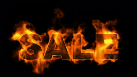 pricetag : hot sale,burning sale text.
