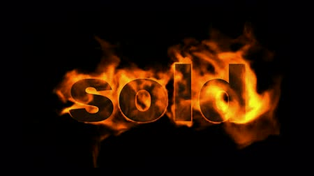 pricetag : burning sold word,hot sold
