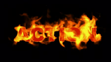 протест : action text,burning business fire word.