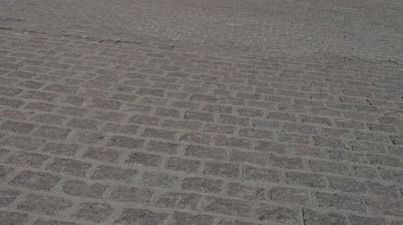 setts : A large stone pavement square.