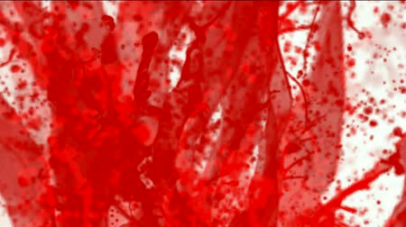 matar : splash red paint fluid,liquid & ink,blood & plasma.