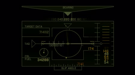 авиация : Radar GPS navigation screen display,computer game interface,tech software panel.