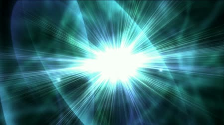 odaklanma : swirl power tech electron energy field launch rays laser in darkness space.