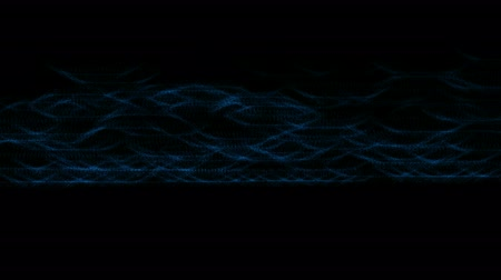 aqueous : rolling waves energy lines.