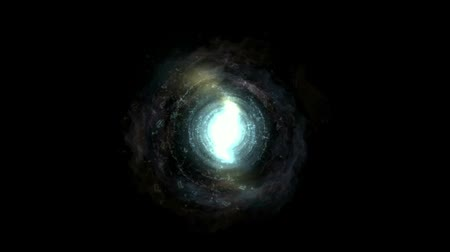 infinito : energy vortex in universe,travel in tunnel hole.