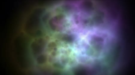 vír : nebula & galaxy,color energy magnetic pulse in space.