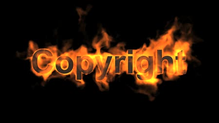 engulf : flame copyright word,fire text.