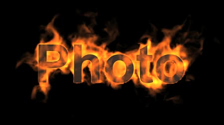 engulf : flame photo word,fire text.