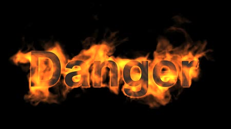 engulf : flame danger word,fire text.