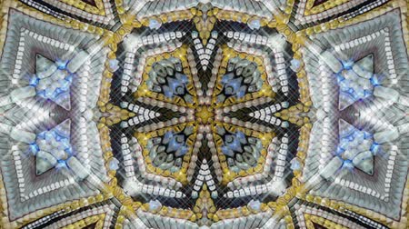 jardim : Beautiful Asia Chinese Oriental traditional pattern.four consecutive fractal kaleidoscope art.