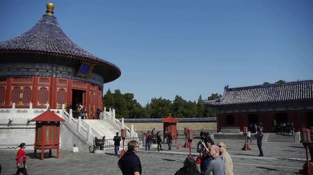 peking : Temple in Beijing.Chinas royal ancient architecture.