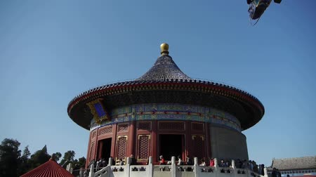 orientalne : Temple in Beijing.Chinas royal ancient architecture.