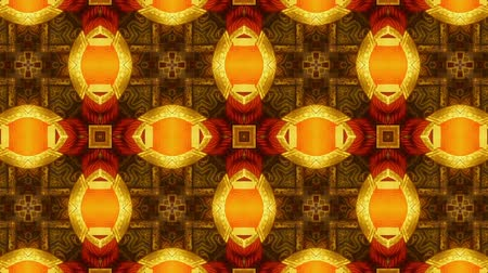 consecutivo : Beautiful Asia Chinese Oriental traditional pattern.four consecutive fractal kaleidoscope art.