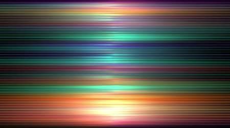 4k Abstract Stripes textures material visions background,Psychedelic plastic art halo lines backdrop. Vídeos