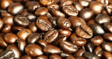 coffe : 4k coffee beans closeup,drinks caffeine food raw material,delicious dishes bean.