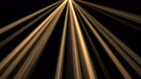 scena : Abstract gold rays Stage Lighting hope light background,flare star sunlight,radiation ray laser energy,tunnel passage lines backdrop.
