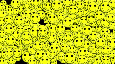 emoticon : Emoticon Animation,yellow smile face.