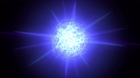 mágico : Flash ball sphere nebula background,magic power electricity energy tech,nuclear atom laser,water droplets backdrop.