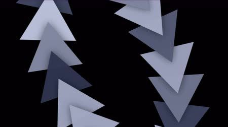 blokkok : Abstract triangle gear arrow cards array,business computer background,track machinery technology science,zippers chains geometry mathematics,recycling particle.