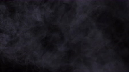doomsday : 4k Smoke gas cloud mist.