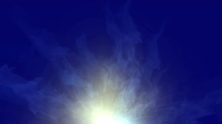 irradiar : 4k Abstract power explosion energy halo fire rays laser vortex universe background.