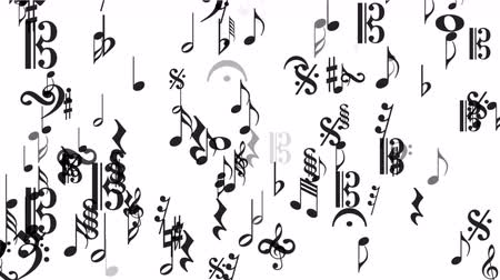 serenade : 4k Music Notes background,symbols melody composition melody sound,romantic composer musician,artistic spiritual symphony,musical romance love backdrop.