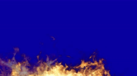 fenomen : 4k Hot fire burning background,Abstract powerful explosion particle smoke power firework energy.