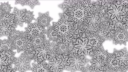 filigrana : 4k Snowflake snow chrismas flower design pattern background.