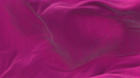 atlaszfényû : 4k Wave pink satin fabric Background.Silk cloth fluttering in the wind.tenderness and airiness.3D digital animation of a waving cloth.