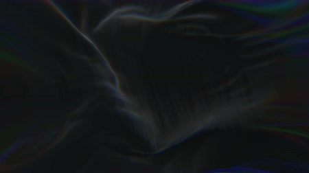 atlaszfényû : 4k seamless Wave black satin fabric Background.Silk cloth fluttering in the wind.tenderness and airiness.3D digital animation of a waving cloth.