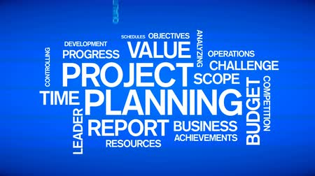 szervez : Project Planning Word Tag Cloud Animation,work team teamwork,market research.