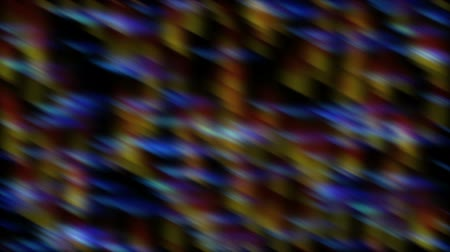 Blurred Blue-Orange Background, in a diagonal Direction. The File is Looping and 3d Rendered