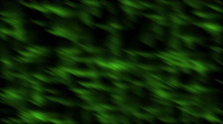 Blurred Green Background, in a diagonal Direction. The File is Looping and 3d Rendered