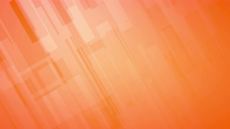 Orange Background with diagonal Geometric Forms in 4K, useful for Business, Advertising, Entertainment, Broadcasting and many others (Loopable and 3D Rendering)