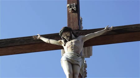 religioso : crucifix of Jesus Christ