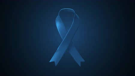 rak : Animated Blue Ribbon from Side. an animated ribbon flows in from the side and ties into a blue ribbon in the middle of the screen