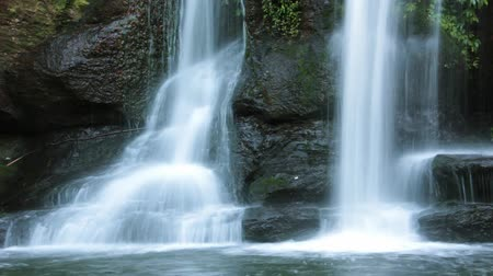 regenwald : Rainforest Waterfall - Slow Shutter