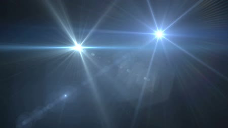 light : Paparazzi Camera Flash Lens Flare Photographers FX Stock Footage