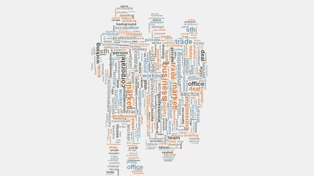 marca : Business company commercial commerce intelligence word cloud