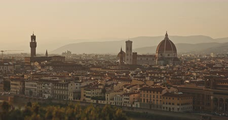 View of Duomo Santa Maria Del Fiore in Florence