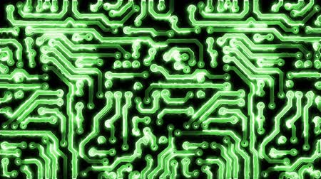 Доски : Circuit Board With Electric Signals