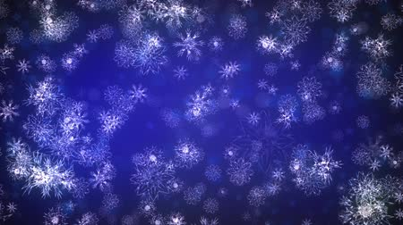açık mavi : Christmas VJ Loop - is a beautiful, perfectly looped video with flowing snowflakes on a blue background. You can use it with your next Christmas or New Year projects. Also it can add colors to your VJ performances. Enjoy!