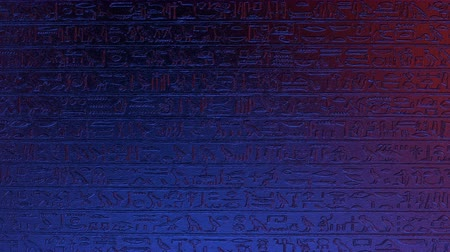 hieroglifa : Egypt Stone Plate VJ Loop - is a stunning ancient motion graphic illustration featuring Egyptian plate with hieroglyphs. Perfect to use in the ancient videos, Egypt graphics, thematic VJ sets, futuristic sceneries, movie trailers and much more!