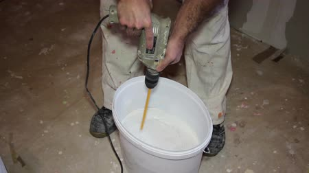 decorador : Decorator Mixing Plaster
