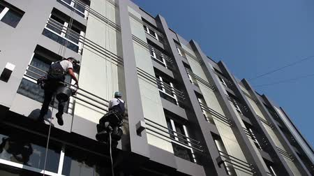 arruela : Building Facade Cleaning